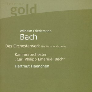 Image for 'Bach, W.F.: Orchestral Music - F. 24, 64, 65, 91, 92'