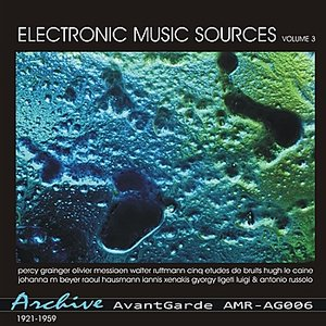Image for 'Electronic Music Sources Volume 3'