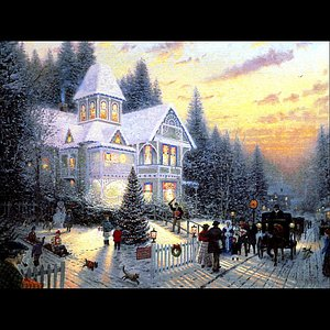 Image for 'An Old Fashioned Christmas'