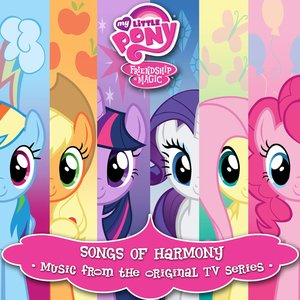 Bild för 'My Little Pony: Friendship Is Magic Songs of Harmony'