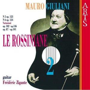 Imagen de 'Giuliani: Le Rossiniane Vol. 2'