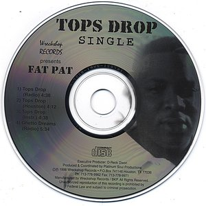 Image for 'Tops Drop Single'