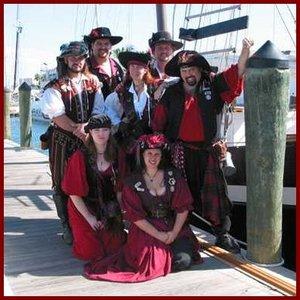 Image for 'The Crimson Pirates'