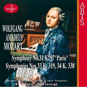 Image for 'Symphony No.34 In C Major K.338: III. Finale: Allegro Vivace (Mozart)'