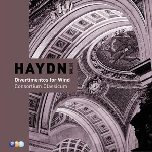 Image for 'Haydn Edition Volume 7 - Divertimentos for wind instruments'