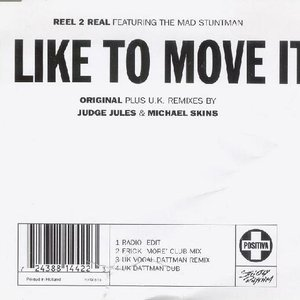 Image for 'I Like to Move It (feat. The Mad Stuntman)'