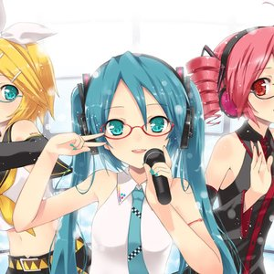 Image for '初音ミク・重音テト・鏡音リン'