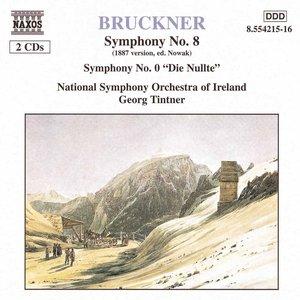 Image for 'Bruckner: Symphony No. 8, Wab 108 / Symphony No. 0, 'Nullte', Wab 100'