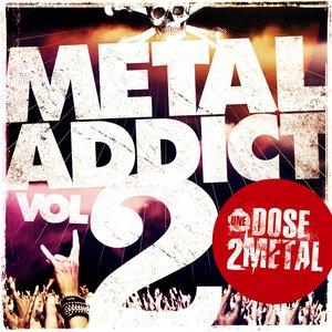 Image pour 'Metal Addict, Vol. 2 (By Une Dose 2 Metal)'