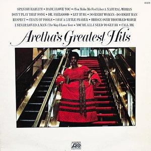 Imagem de 'Aretha's Greatest Hits'