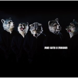 Image for 'MAN WITH A MISSION'
