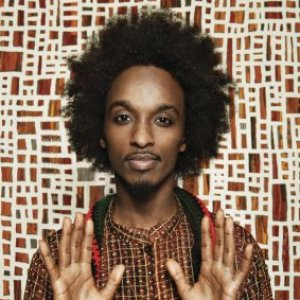 Image pour 'K'Naan'