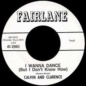 Bild für 'Clarence & Calvin'