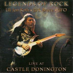 Immagine per 'Legends Of Rock - Live At Castle Donington'