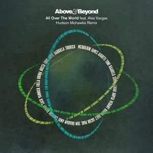 Image for 'All Over The World (Hudson Mohawke Remix)'
