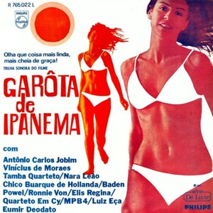 Bild för 'Garota de Ipanema'