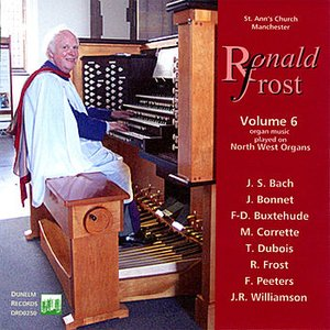 Image for 'Music for Organ, Vol. 6'