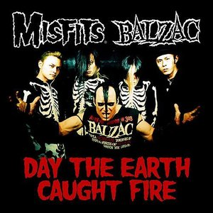 Image for 'Day The Earth Caught Fire - Single'