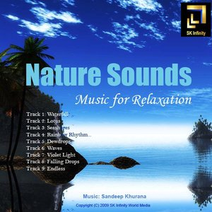 Image for 'Nature Sounds, Music for Relaxation'