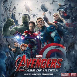 Image pour 'Avengers: Age of Ultron Title'