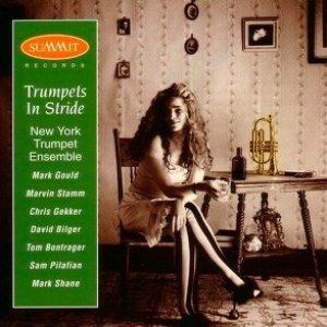 """""""New York Trumpet Ensemble""""的封面"""