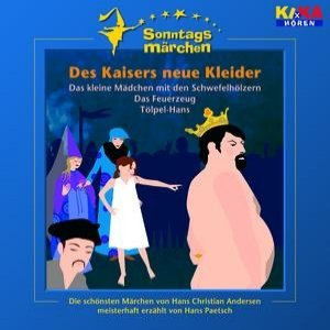 Image for 'KI.KA Sonntagsmärchen CD 1'