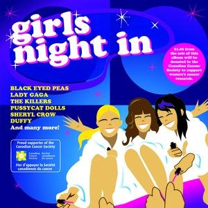 Image for 'Girls Night In: Presented By The Canadian Cancer Society'