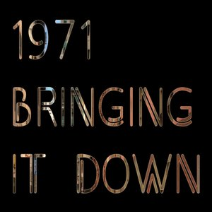 Image for 'Bringing It Down'