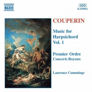 Image pour 'COUPERIN, F.: Music for Harpsichord, Vol.  1'