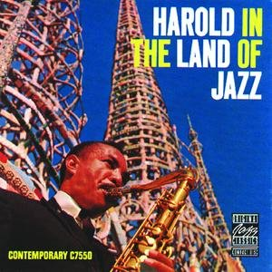 Image for 'Harold in the Land of Jazz'