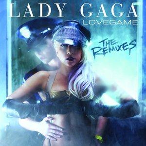 Immagine per 'LoveGame (The Remixes) - EP'
