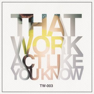 Image for 'Act Like You Know - Single'