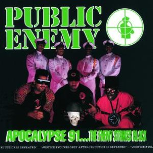 Image for 'Apocolypse '91  The Enemy Strikes Back'