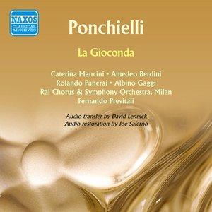 Image for 'Ponchielli: La Gioconda (1959)'