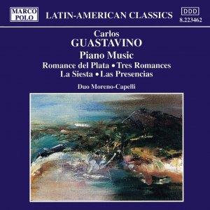 Image for 'GUASTAVINO: Piano Music'