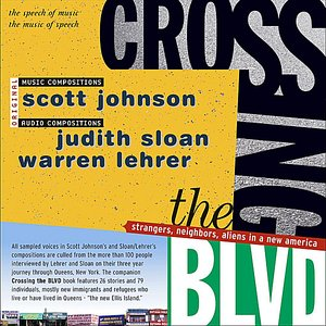 Image pour 'Crossing the Blvd: Strangers, Neighbors, Aliens In A New America'