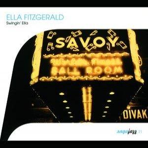 Image for 'E Fitzgerald-Swingin' Ella'