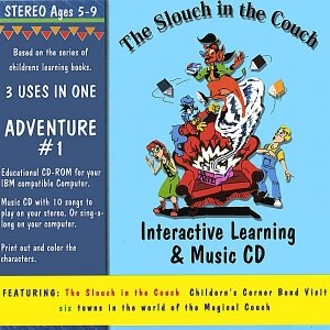 Image for 'Interactive Learning & Music CD - Adventure #1'