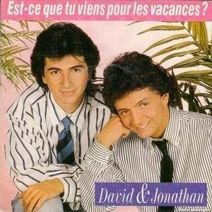 Image for 'David Et Jonathan'
