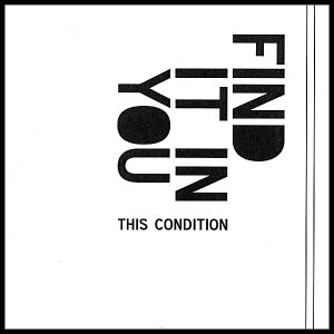 Image for 'Find It in You'