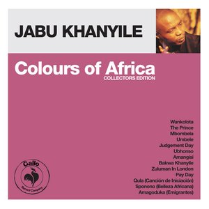 Image for 'Colours of Africa: Jabu Khanyile (Collectors Edition)'