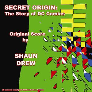 Image for 'Secret Origin: The Story of DC Comics [Original Score]'