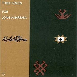 Bild för 'Three Voices For Joan La Barbara'