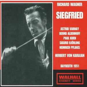 Image for 'Richard Wagner : Siegfried'