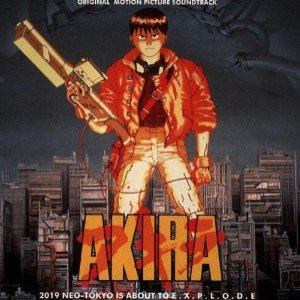 Image for 'Akira - Original Motion Picture Soundtrack'