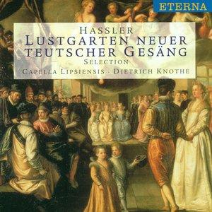 Imagem de 'Hassler, H.L.: Lustgarten Neuer Teutscher Gesang, Balletti, Gaillarden Und Intraden'