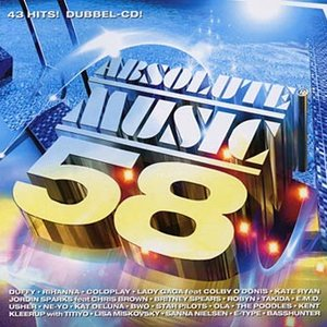 Image for 'Absolute Music 58'