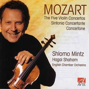Image for 'Mozart: The Five Violin Concertos / Sinfonia Concertante / Concertone'