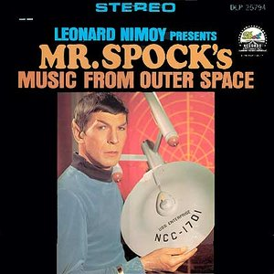 Image for 'Mr. Spock's Music From Outer Space'