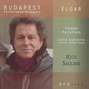 Image for 'Elgar - Enigma Variations & Cello Concerto'